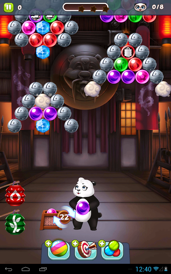 Panda Pop - screenshot