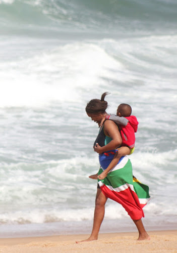 Proudly South African by Maz Tissink - People Family