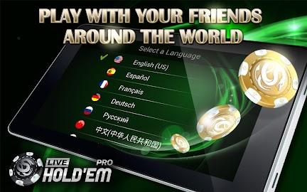 Live Hold'em Pro – Poker Games Screenshot 24