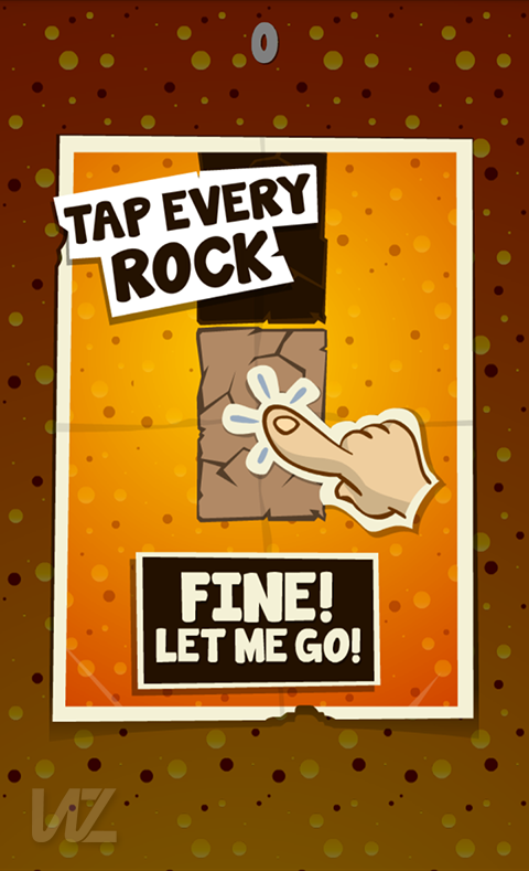 Don't Tap The Lava- screenshot