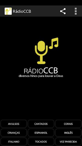 Rádio CCB - Hinos