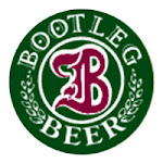 Logo for Bootleg Brewery