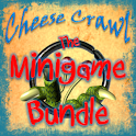 Cheese Crawl – Minigame Bundle logo