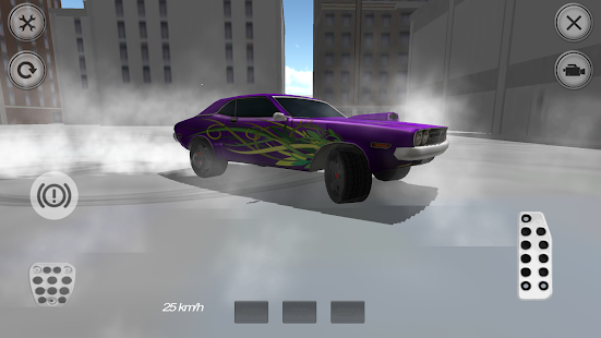 Extreme Old Car Simulator 3D