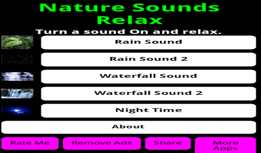 Nature Sounds Relax
