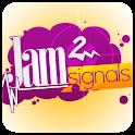 JAM2 Signals logo