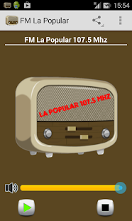 FM La Popular Villa Dolores- screenshot thumbnail