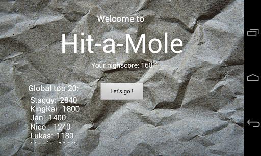 Hit a Mole
