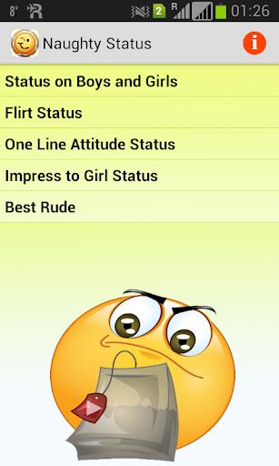 Naughty Status