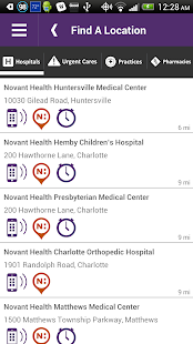 Novant Health - screenshot thumbnail