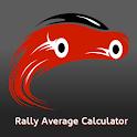Rally Average Calculator icon