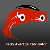 Rally Average Calculator