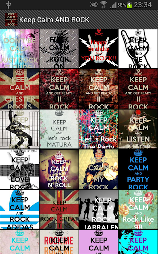 Keep Calm AND ROCK