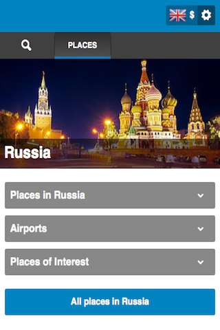 Russia Hotels Booking Cheap