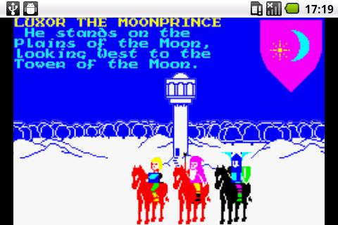 The Lords of Midnight: 8 bit