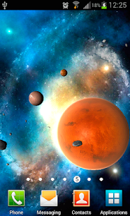 Solar System HD Deluxe Edition - screenshot thumbnail