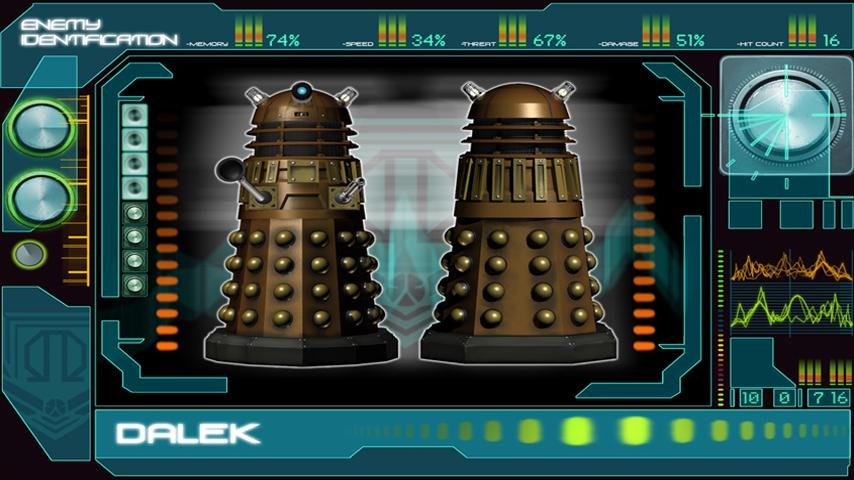 Doctor Who: Cleric Wars- screenshot