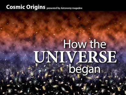 Cosmic Origins - screenshot thumbnail