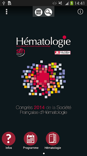 Programme et abstracts SFH