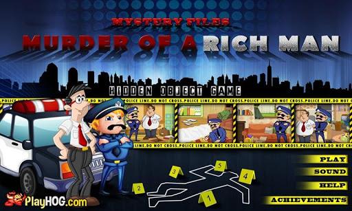 Murder of Rich Man - Free HOG