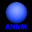 オールナイトニッポンモバイルINAPPテストアプリ logo