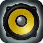 Amplificateur de volume sonore icon