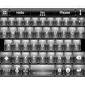 Theme for A.I.type Dusk Silver icon