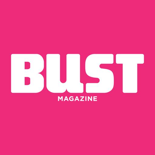 BUST Magazine LOGO-APP點子