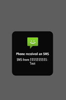 Screenshot of Remote Notifier for Android
