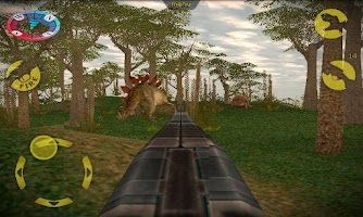 Screenshot of Carnivores: Dinosaur Hunter