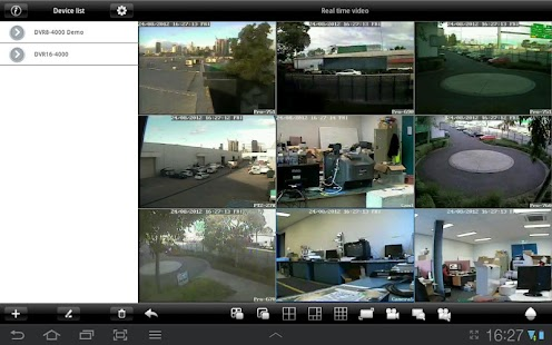SwannView Pro HD - screenshot thumbnail