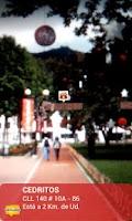 Screenshot of Davivienda