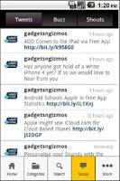 Screenshot of Gadgets and Gizmos