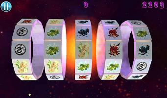 Screenshot of Mahjong Deluxe Free 2