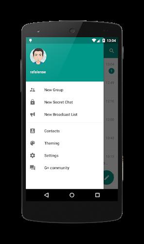 Plus Messenger v2.7.0.1 APK