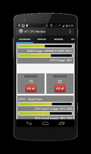 ATI CPU Monitor