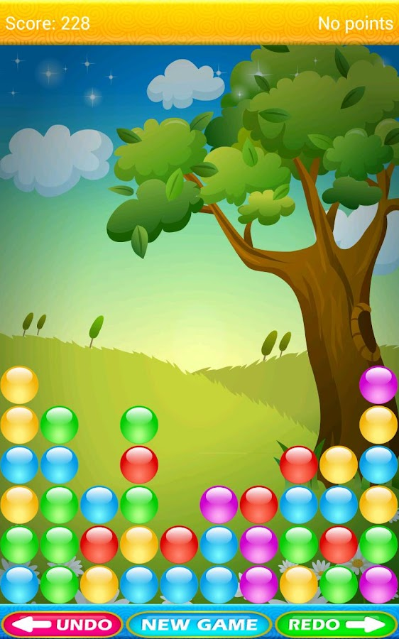 Bubble Pop- screenshot