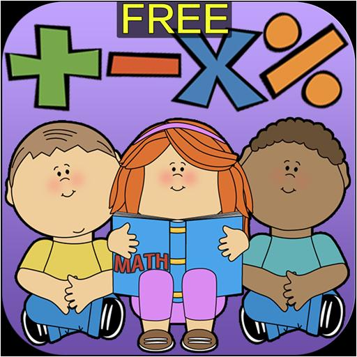 免费儿童数学 教育 App LOGO-硬是要APP