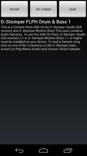 G-Stomper FLPH Drum Bass 1