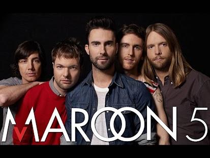 New Maroon 5 Wallpaper