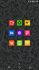 Goolors Square - icon pack v3.0.0