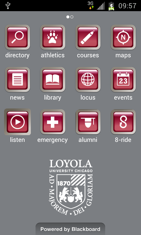 Loyola - screenshot