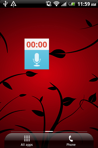 Auto Voice Reminder- screenshot