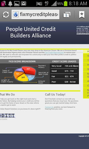 People United Credit Builders