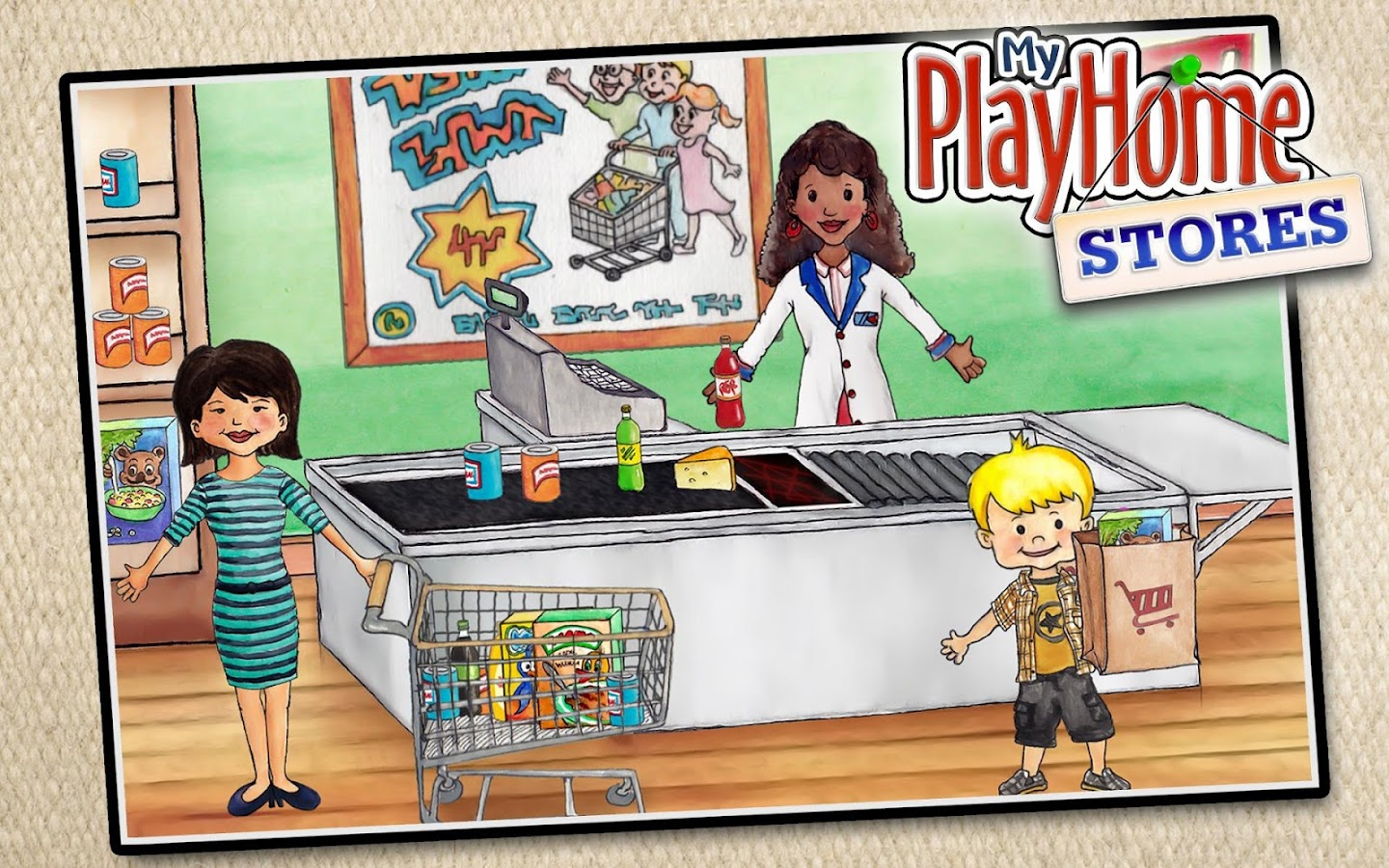 My PlayHome Stores- screenshot