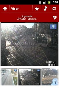 iCam Madrid Capital- screenshot thumbnail