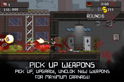 Zombie Kill of the Week - screenshot