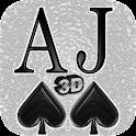 Ultimate BlackJack 3D FREE icon