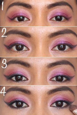Eye Make Up Step