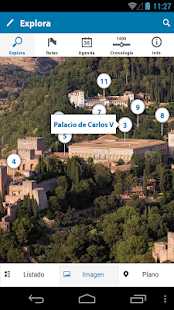 Official Guide La Alhambra - screenshot thumbnail